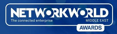 Network World Middle East Award 2015