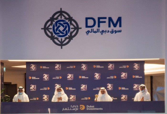 Dubai Investments Bell Ringing Ceremony at DFM-events page